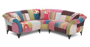 sofa patchwork shout 3 corner shout patchwork dfs