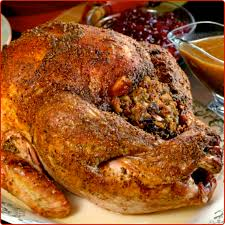 thanksgiving tradition apple brined turkey george hirsch chef
