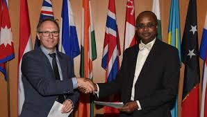 air bureau icao iom formalize cooperation in aid of enhanced global