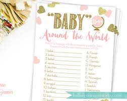 different baby shower digital instant baby shower printable baby