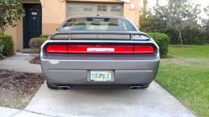 Dodge Challenger Exhaust - 2012 dodge challenger r t magnaflow exhaust youtube