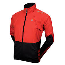 convertible cycling jacket mens pearl izumi elite barrier convertible jacket performance bike