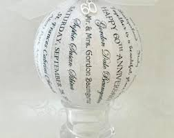60th anniversary gift 60th anniversary etsy