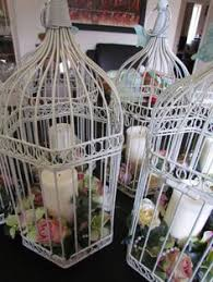 vintage floral wedding centerpieces my diy birdcage centerpiece