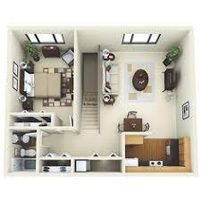 Rent A 1 Bedroom Flat 50 One U201c1 U201d Bedroom Apartment House Plans Apartment Floor Plans
