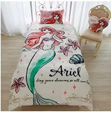 Single Duvet And Pillow Set Amazon Com Disney Cinderella Duvet Covers Sheets Pillow Case