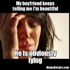 Beautiful Girl Meme - sad girl meme trolls funny pictures