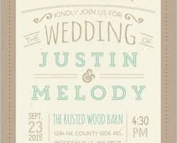 casual wedding invitations wedding invitation templates casual wedding invitations