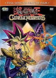 yugioh pyramid of light full movie yu gi oh capsule monsters anime tv tropes