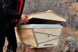 How To Make A Top Bar Beehive Backyardhive Com Winterizing And Insulating Your Hive