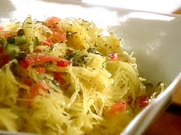 spaghetti squash with lemon thanksgiving recipes menus