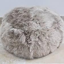 sheepskin poufs mohair u0026 more