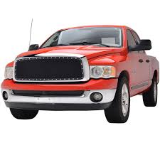 2007 dodge ram black grille on 2007 images tractor service and