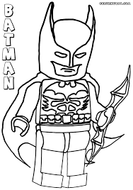 coloring pages lego batman robin periodic tables