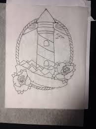 Lighthouse Tattoo Ideas 30 Best Tattoos Images On Pinterest Lighthouse Tattoos Drawings