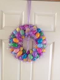 how to make easter wreaths creative and easy diy easter wreaths