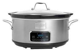 3 Crock Slow Cooker Buffet by The Top 6 Programmable Crock Pot With Timers