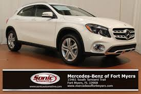 ft myers mercedes 2018 mercedes gla 250 for sale in fort myers fl stock