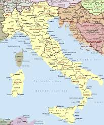udine italy map italy political map italy italy