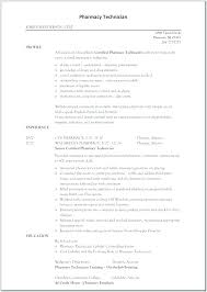 pharmacy technician resume exles hospital pharmacy technician resume medication technician resume