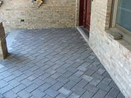 Composite Patio Pavers by Paver Patio Designs Front Porches Front Porch For The Home