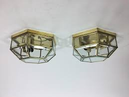 octagon ceiling light fixture octagonal wall or ceiling light 1974 for sale at pamono
