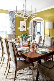Southern Living Dining Rooms by Bold Decorating Ideas Southern Living