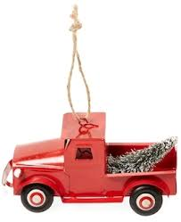 Ornaments For Trucks Would It Be To Cover My Tree In Trucks With Trees