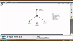 tutorial cisco packet tracer 5 3 router on a stick basic tutorial cisco packet tracer youtube