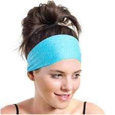 workout headbands workout headband the running sweatband wide moisture