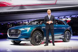 audi ag all electric audi suv with 500 kilometers of range 0 60 in 4 6
