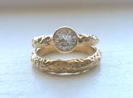 alternative wedding rings 15 alternative engagement rings for a bad southern new