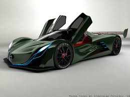 mazda supercar furai explore furai on deviantart