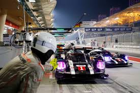 porsche 919 mark webber world championship leaders set best time in their