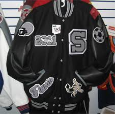 colorado high letter jackets