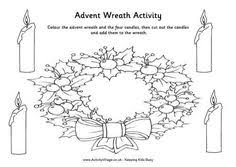 advent wreath kits advent wreath coloring page free christmas recipes coloring