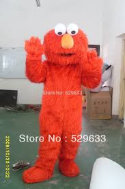 cookie monster and elmo halloween costumes popular costumes elmo buy cheap costumes elmo lots from china