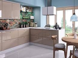 küche cremefarben cappuccino farbe für küche