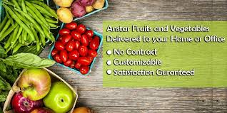 fruit delivery company anstar fruits veges home delivery food beverage company