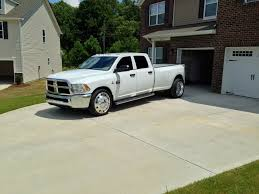 Dodge Ram 3500 Truck Pull - my ram 3500 on 24