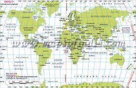 latitude map world latitude and longitude map world lat long map