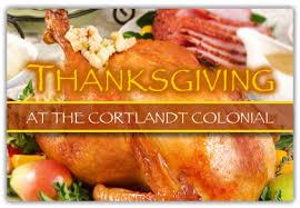 cortlandt colonial restaurant special events menu