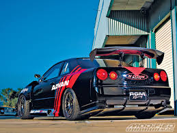 nissan skyline r34 custom nissan r34 skyline gt r modified magazine