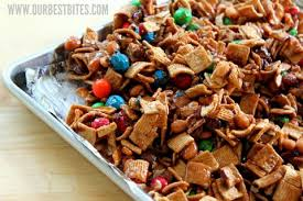 Thanksgiving Trail Mix 75 Puppy Chow Recipes