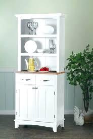 white kitchen hutch cabinet for kitchen hutch cabinets elegant