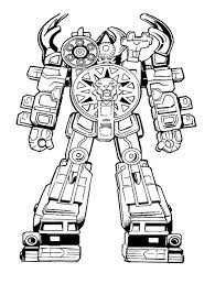 26 robot images draw robots colouring pages