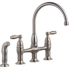 Delta Ashton Kitchen Faucet Delta 19978sddst Leland Kitchen Faucet Single Handle Pullout Spray