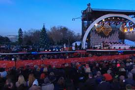 the 90th annual national tree lighting huffpost