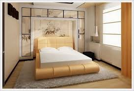 creating japanese bedroom style home interior design ideas