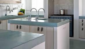cuisine beton ciré cuisine en béton ciré le choix de l originalité